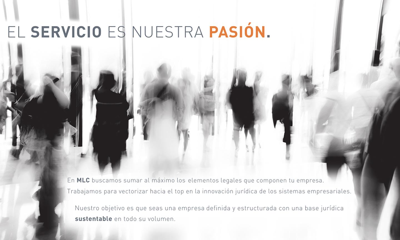 MLC CONSULTING - SERVICIO NUESTRA PASIÓN